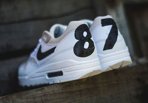 NIKE AIR MAX 1 PREMIUM WHITE/BLACK-PHANTOM-LT IRON ORE レア