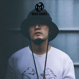 ★MACK BARRY★ MCBRY STRAP BUCKET HAT