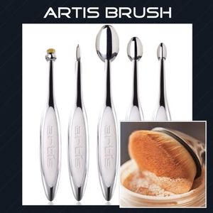 【Artis Brush】Elite Mirror 5 Brush Set  ブラシ5本セット