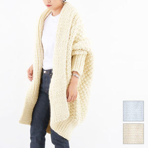 I Love Mr Mittens ニット カーディガン MOSSOVERSIZED CARDIGAN