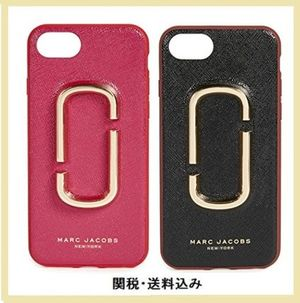 Marc Jacobs Saffiano Dougle J iPhone7/8 Case
