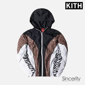 KITH NIKE MAX JACKET / ANIMAL / XSMALL
