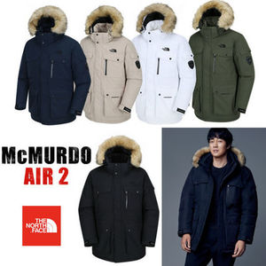 【THE NORTH FACE】M'S MCMURDO AIR 2 PARKA 5色 NJ1DI52
