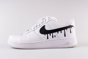 日本未発売☆送料込 Nike  '' AF1 DRIPPING SWOOSH LOW ''