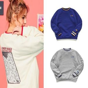 ☆WV PROJECT☆ Gondry sweatshirt MJMT7057 4色