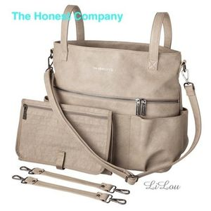 Honest Carryall Satchel