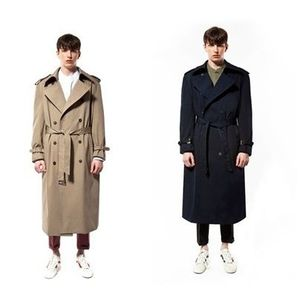 日本未入荷LIEUのLONG TRENCH COAT 全3色
