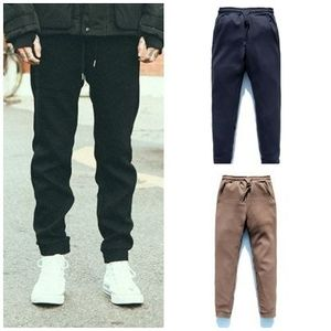 PUNCHLINEのAll-in jogger napping banding slacks 全3色
