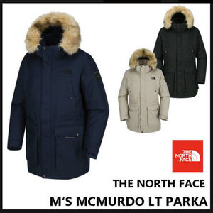 【THE NORTH FACE】M'S MCMURDO LT PARKA  3色  NJ1DI70