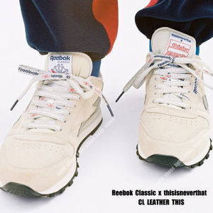 REEBOKxTHISISNEVERTHAT★CL LEATHER THIS コラボ★スウェード