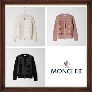 ★★MONCLER《モンクレール》FRONT PADDED JACKET 送料込み★★