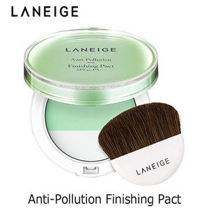 紫外線&微細ほこり遮断 LANEIGE■Anti-Pollution Finishing Pact