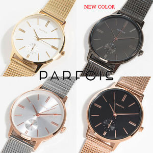 【NEW OPEN】Gold Tray Watch【PARFOIS】