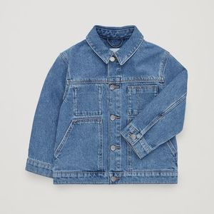 """COS KIDS""DENIM JACKET BLUE"