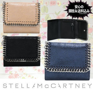 【安心の関税込】Stella McCartney/FALABELLA SMALL FLAP WALLET