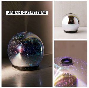 Urban Outfitters☆3D LED Gala Essential Oil Diffuser☆