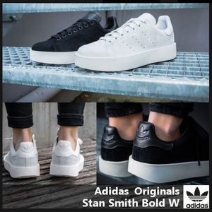 【adidas Originals】Stan Smith Bold W 2色 CG3775 CG3776