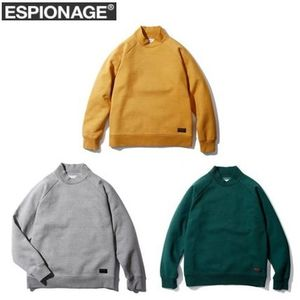 ☆ESPIONAGE☆ Chase Shawl Collar Sweat 3色