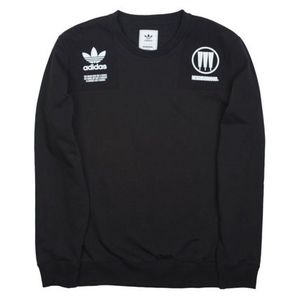 国内完売 ADIDAS X NEIGHBORHOOD MEN STADIUM JACKET (BLACK)