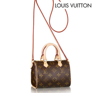 Louis Vuitton☆NANO SPEEDY