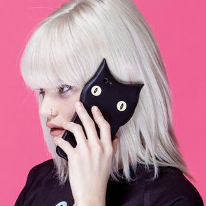 Valfre クロネコ BoysTears3D iphoneケース