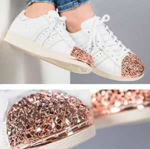 ADIDAS ORIGINALS☆SUPERSTAR 80S W METAL TOE 3D BB2034