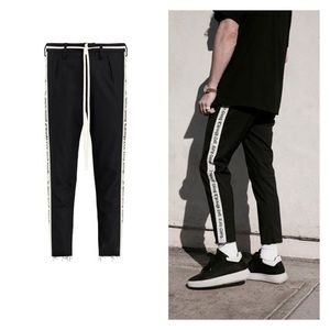 完売必須!!お早めに「REPRESENT」HELL CROPPED SMOKING PANT