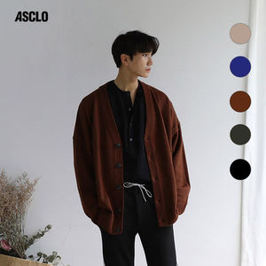 ★ASCLO★ perfect double cardigan