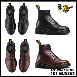 【Dr.Martens】CORE 101 GUSSET 6ホール 23336001 23336601