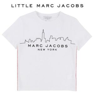 Little Marc Jacobs・ロゴT-shirt 白(2-12Y)2018SS