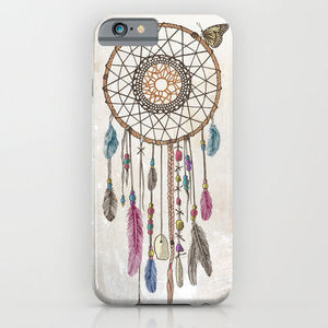 Society6 ケース Lakota Dream Catcher by Rachel Caldwell