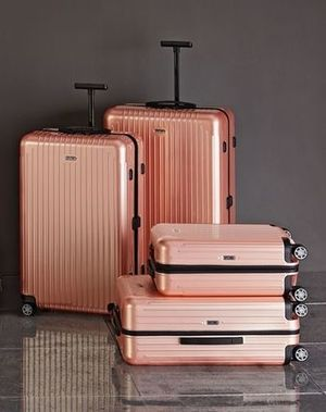 Rimowa ◇ 【北米限定】 Salsa Air Pearl Rose Cabin Multiwheel