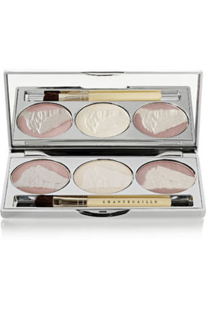CHANTECAILLE The Glacier Eye Shade Trio