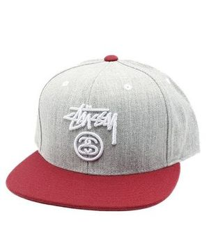 [2014Holiday]STUSSY(ステューシー)2-Tone HO CAP 131363 3color