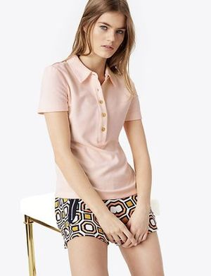 Tory Burch LENNOX POLO