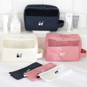 ◆2NUL◆ TRAVEL TOILETRY SET