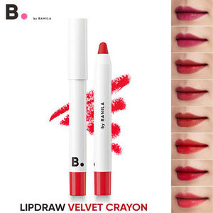 ベルベットテクスチャー♪B by BANILA■LIP DRAW VELVET CRAYON