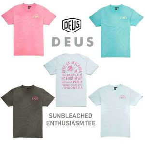 NEW★Deus Ex Machina★☆Sunbleached Enthusiasm★★追跡送料込