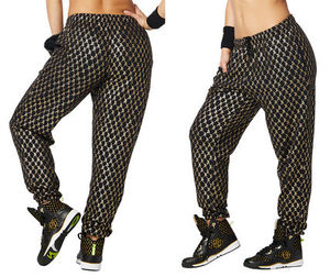 ★国内発送 ズンバ Hip Hop Honey Baggy Sweatpants Bold Black
