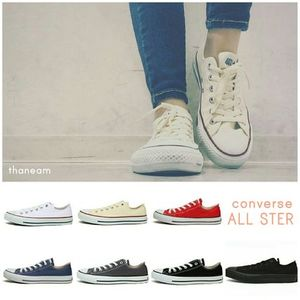 ★converse★CHUCK TAYLOR ALL STAR OX キャンバスオールスター
