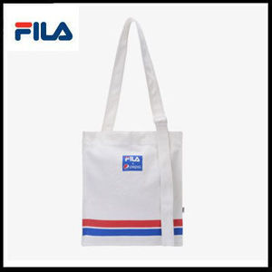 (フィラ) pepsi コラボ Eco Bag Off White FS3BCZ6482X