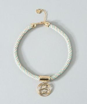 可愛い!! 【STUSSY】完売確実!! SS Braided Women's Necklace