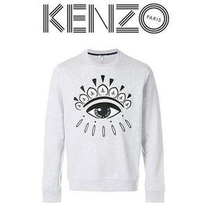 VIPSALE KENZO EYE EMBROIDERED SWEATSHIRT F855SW0554XI93