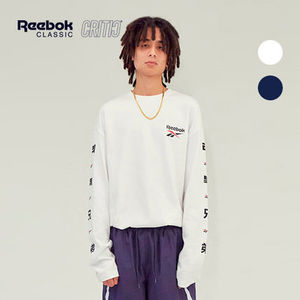 ★CRITIC★ CRITIC X REEBOK BROTHER LONG SLEEVE