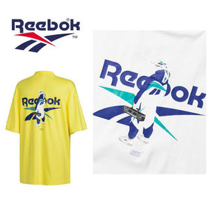 REEBOK X CRITIC★CR CHICKEN KILLER T-SHIRT 2色