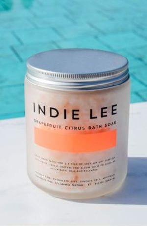【Indie Lee】grapefruit citrus bath soak 入浴剤