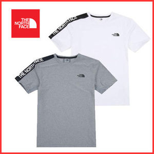 THE NORTH FACE★M'S WORK OUT Tee★ユニセックス★2色★XS-XXL