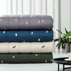 ◆tacca tacca◆ Animal Quilting Mattresscover (4type)