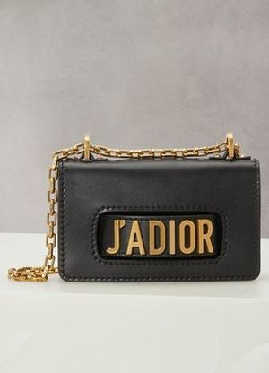 【Dior】18SS新作 J'Adior flap bag (black)