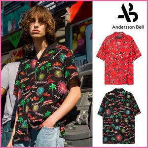 【ANDERSSON BELL】正規品★CALIFORNIAアロハシャツ★2色/追跡付
